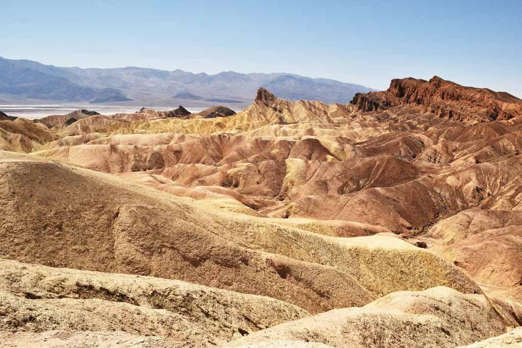 Visiter Death Valley en 1 jour
