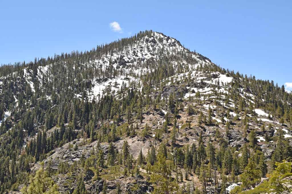 Randonnée Lac Tahoe