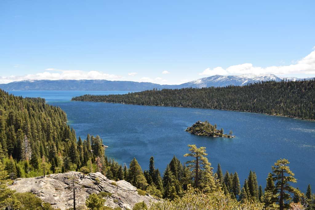 Emerald Bay Lac Tahoe