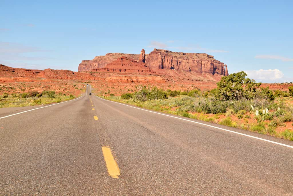 Route 163 Monument Valley