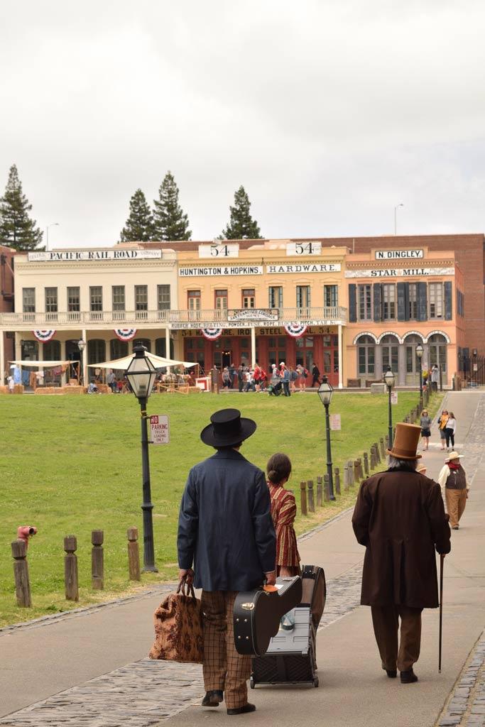 Visiter Sacramento Memorial Day