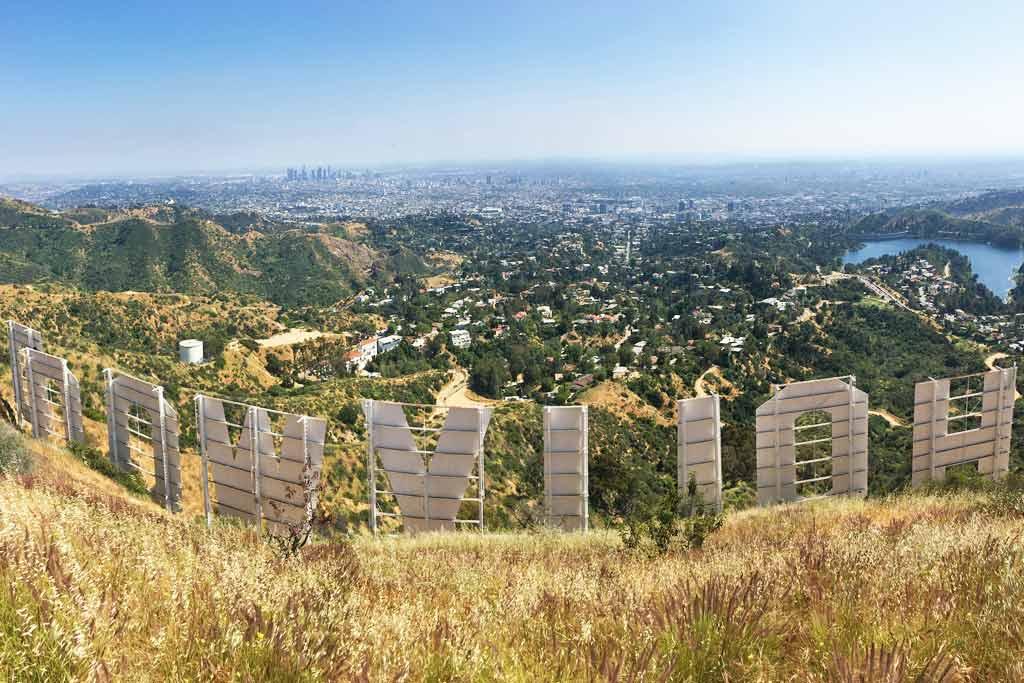 Visiter Los Angeles à pied